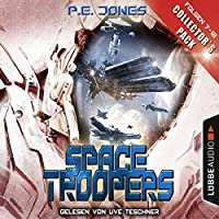Space Troopers - Collector's Pack (Space Troopers 7-12) Hörbuch