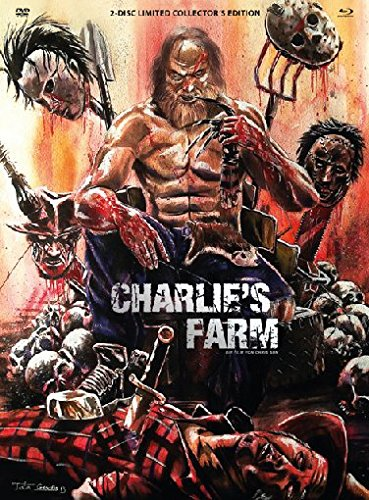 Charlie's Farm - Uncut [Blu-ray] [Limited Collector's Edition] [Limited Edition]
