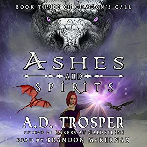 Ashes and Spirits Audiobook