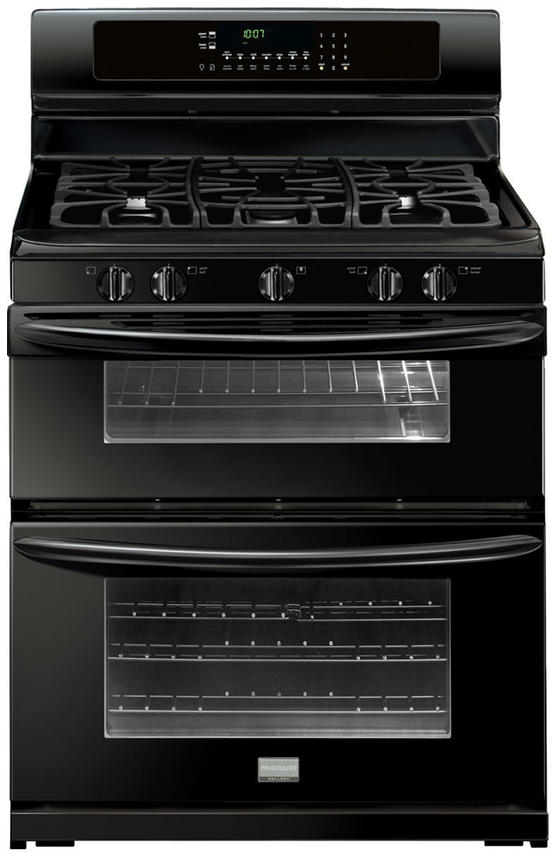 top 5 double oven gas range for 2015. Black Bedroom Furniture Sets. Home Design Ideas