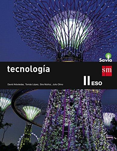 Tecnología II. Tecnologías de la información y la comunicación- ESO. Savia (2 libros)