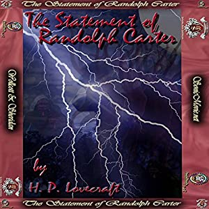 The Statement Of Randolph Carter Audiobook
