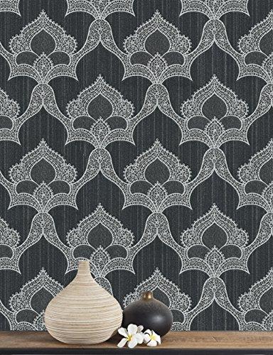 Gb2204 belgravia marrakech tapete texturiert - Tapete orientalisch ...