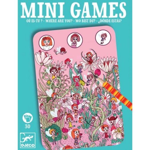 Mini Games - Where is Rose?
