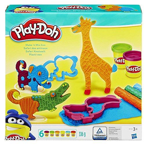 hasbro-play-doh-b1168eu4-safari-knetwelt-knete