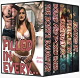 Filled in Every... (Taboo Menage Box Set Bundle Collection)