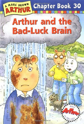 Arthur And The Bad Luck Brain