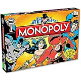 Monopoly DC Comics by Third Party