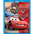 Les Bagnoles / Cars (Bilingue Blu-ray Combo Pack) [Blu-ray + DVD] (Version fran�aise)