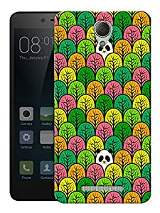 """Panda In Jungle - Green Printed Designer Mobile Back Cover For """"Xiaomi Redmi 3S"""" By Humor Gang (3D, Matte Finish, Premium Quality, Protective Snap On Slim Hard Phone Case, Multi Color)"""