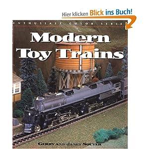 Modern Toy Trains (Enthusiast Color) [Englisch] [Taschenbuch]