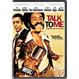 Talk to Me [DVD] [2007] [Region 1] [US Import] [NTSC]by Don Cheadle