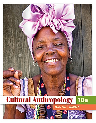 Cultural Anthropology (Cengage Advantage Books)