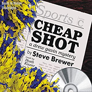 Cheap Shot Audiobook