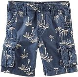OshKosh B'gosh Cargo Shorts (Toddler/Kid) - Print-4T