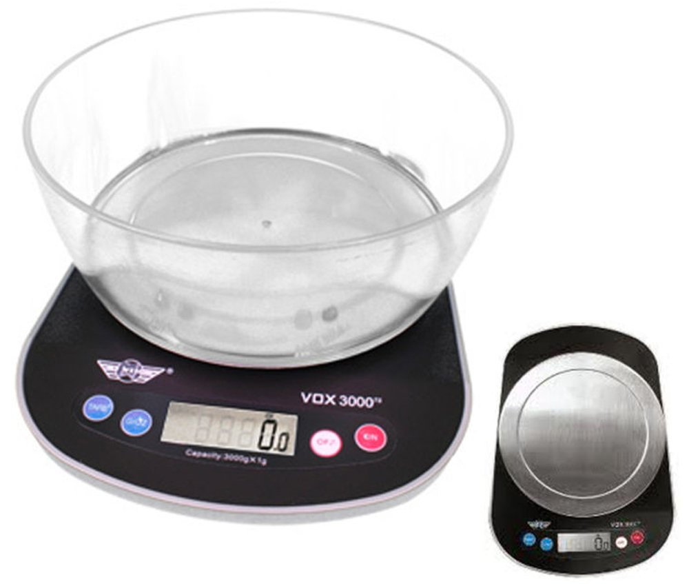 My Weigh Vox 3000g electronic Talking Kitchen Postal Scale