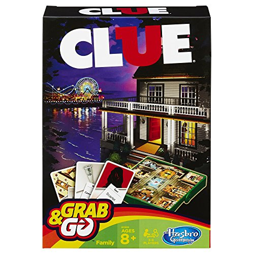 Clue Board Game All In One
