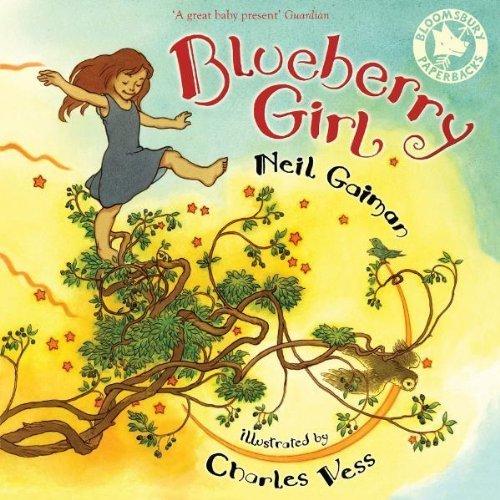 Blueberry Girl by Gaiman, Neil (2010) Paperback