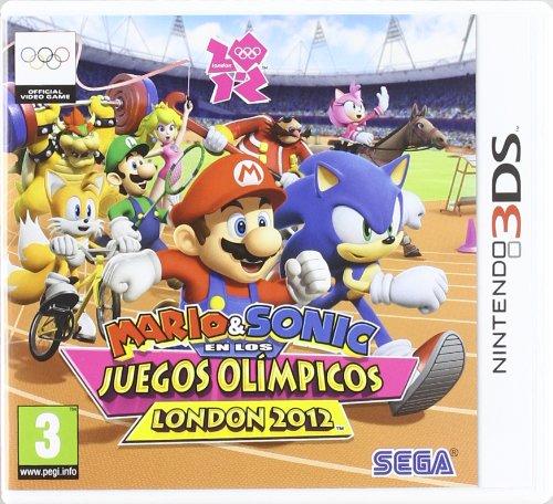 Juegos Mario 3ds Mario&sonic en Los Juegos