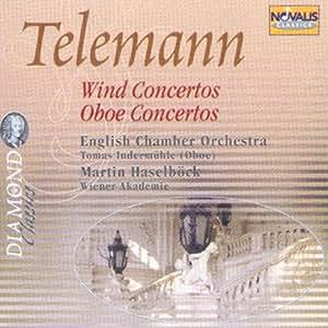 Diamond Classics - Telemann (Bläserkonzerte/Oboenkonzerte)