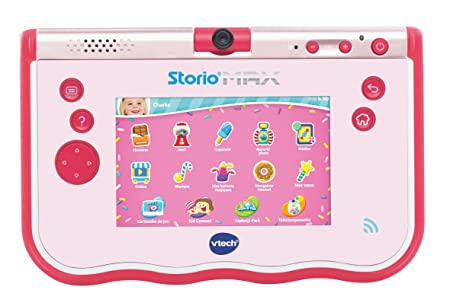VTech - 80-183855-AM5 - Tablette - Storio Max - 5 pouces - rose