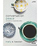 img - for Conversation Peace: The Power of Transformed Speech book / textbook / text book