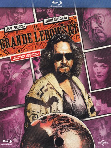 Il grande Lebowski (reel heroes) [Blu-ray] [IT Import]
