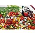 Culinaria - Der gro�e K�chenkalender Bildkalender 2014