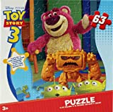 Disney Toy Story Jigsaw Puzzle 63 Piece Toy - Lots-O Huggin Bear Design
