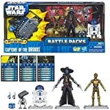 Star Wars Clone Wars Battle Pack Capture the Droids