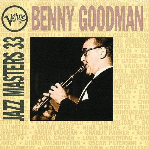 Amazon.com: Benny Goodman: Verve Jazz Masters 33: Music