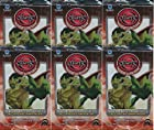 Chaotic Secrets of the Lost City ALLIANCES UNRAVELED Trading Card Game Booster - 6 PACK LOT (9 Cards/Pack)