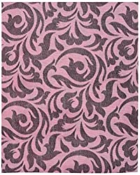 Ajit Creations Men's Kurta Fabric (AC16_Pink Print)