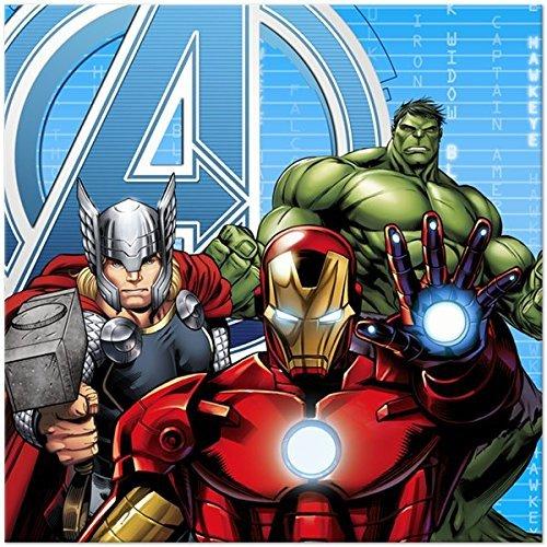 Marvel Avengers Birthday Party Supplies. Marvel Avengers