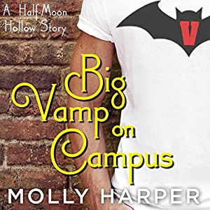 Big Vamp on Campus Audiobook