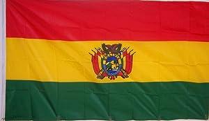 Bolivia National Flag