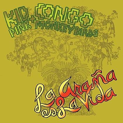 Kid Congo & the Pink Monkey Birds - La Araña Es La Vida