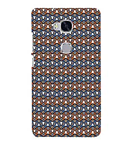 Abstract Painting 3D Hard Polycarbonate Designer Back Case Cover for Huawei Honor 5X :: Huawei Honor X5 :: Huawei GR5
