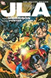 JLA, Vol. 1, Deluxe Edition (1401218431) by Grant Morrison