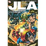 JLA Deluxe Edition Vol. 1by Grant Morrison