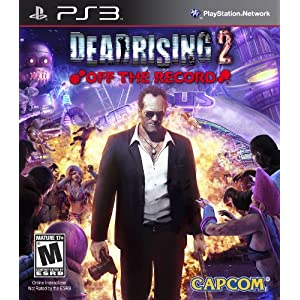 Dead Rising 2: Off the Record Video Game for PS3