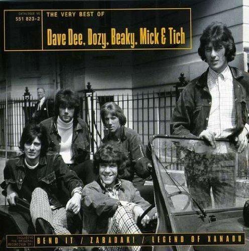 Dave Dee, Dozy, Beaky, Mick & Tich - Keep On Running [disc 2] - Zortam Music