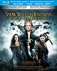 Snow White & the Huntsman: Extended Edition / Blanche-Neige et le chasseur [Blu-ray + DVD + Digital Copy]