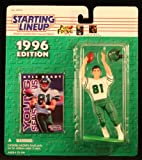 KYLE BRADY / NEW YORK JETS 1996 NFL Starting Lineup Action Figure & Exclusive NFL Collector Trading Card