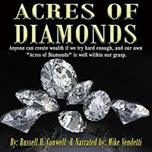Acres of Diamonds Audiobook