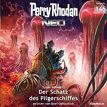 Der Schatz des Pilgerschiffes (Perry Rhodan NEO 146) Hörbuch von Susan Schwartz Gesprochen von: Axel Gottschick