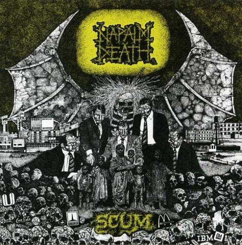 Napalm Death-Scum-Remastered-CD-FLAC-2006-SCORN Download
