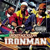 Ironman by Ghostface Killah, Raekwon, C [Music CD]