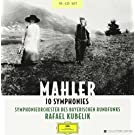 Mahler : Symphonies (Coffret 10 CD)