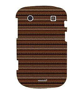 Cotton Towel Cloth Design Cute Fashion 3D Hard Polycarbonate Designer Back Case Cover for BlackBerry Bold Touch 9900 :: BlackBerry Dakota :: BlackBerry Magnum